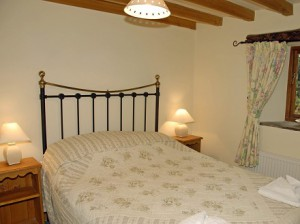 Double Bedroom at Sam's Cottage