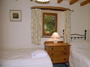 Bedroom at Sam's Cottage