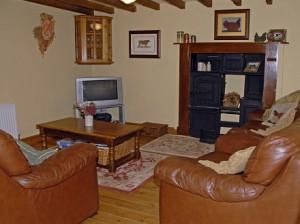 Alice's Cottage Living Room